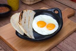 🍳 Huevos Fritos