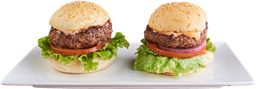 Tradicional Angus Beef Burgers
