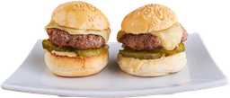 Pepinillo Angus Beef Burger