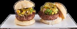 Mexicana Angus Beef Burger