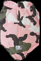 Chaleco camuflado rosa