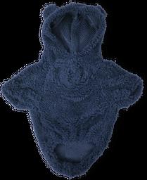 Saco orejas azul oscuro