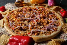 Pizza Personal Mexicana