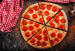 Invita a tu Rappitendero Pizza Personal Pepperoni  - 4 Porciones