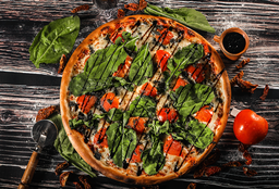 Pizza Personal Caprese