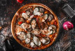Pizza Personal Berenjena Ricota  - 4 Porciones