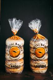 Paquete x 5 Bagels