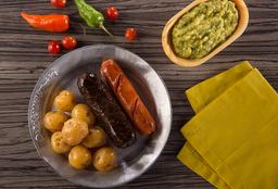Picadita Morcilla-Chorizo