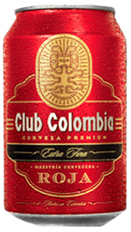 🍺 Cerveza Club Colombia Lata 355 cm3