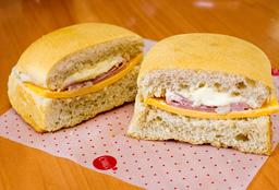 🥪 Sándwich Jamón & Queso