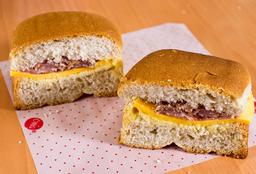 🥪 Sándwich Jamón & Tocineta