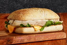 Sándwich Pollo & Queso