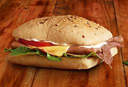 🥪 Sándwich Roastbeef & Queso
