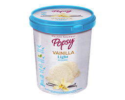 Helado Vainilla Light