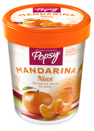 Mandarina Nieve - Litro