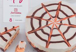 Torta de Helado Juan Valdez