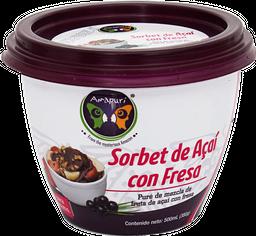 Sorbet de Acai Fresa 500 ml
