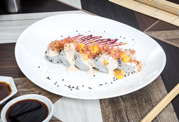 Sushi Maki acevichado.
