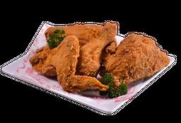 Pollo Apanado Pareja