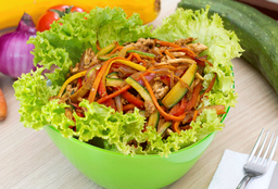 🥗Ensalada Vegetariana