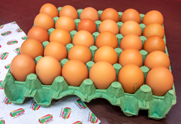 Cubeta de Huevos AAA