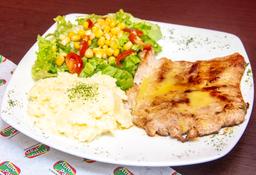 🥩Cerdo en Salsa de Mostaza