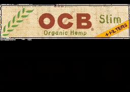 OCB Organico Slim + Tips