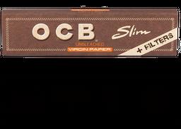 OCB Virgin Slim + Tips