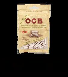 Filtros Ocb  Slim Organicos Bolsita