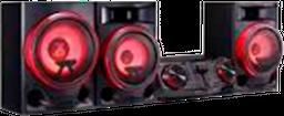 Minicomponente LG CJ88DCOLLLK 2900W (RMS) 2 entradas USB