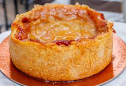 Pie de manzana klara