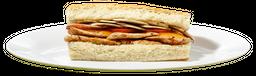 Sándwich Pollo teriyaki