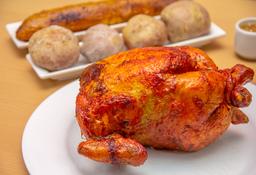 🍗Combo 1 Pollo Asado
