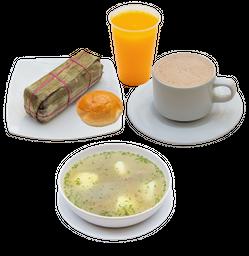 Combo Desayuno Completo