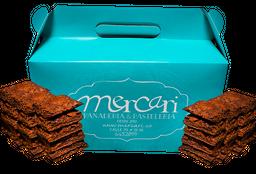 Cajas de MIni Brownies