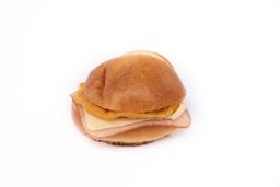 Sándwich de Huevo, Jamón y Queso