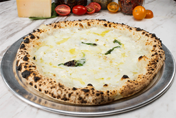 Pizza Biancaneve (Blanca)