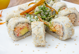 🍣 Ceviche Roll