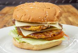 Burgerweek: 2 Hamburguesa Tailandesas