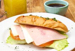 🥪 Desayuno 3 ☕