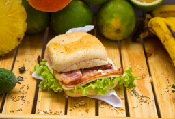 Sándwich Pork