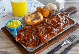 🥩 Carne a la Parrilla Encebollada