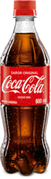 Coca Cola Regular 600 ml