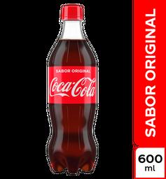 Gaseosa Coca-Cola Regular 600 Ml