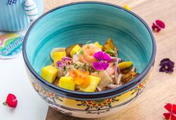 🦐 Ceviche Caribeño 🦑