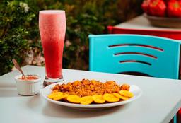 Elige tu Calentao + bebida gratis