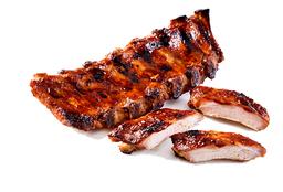 Costillitas de Cerdo BBQ