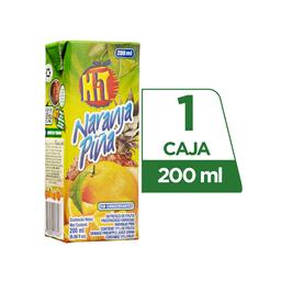 Hit Naranja Piña 200 ml