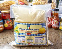 Harina de polenta