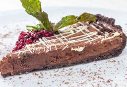 Nemesis de chocolate, mojito de mora y hierbabuena